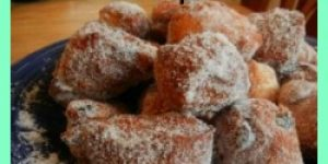 German Krapfen Recipe.... Fried Dough Treats!