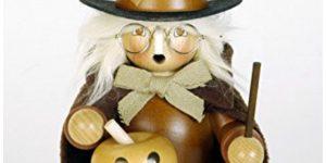 German Smoker Witch- Fun Decoration for Halloween and Walpurgisnacht!