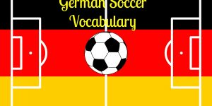 German Soccer Vocabulary! Learn to Speak Fußball!
