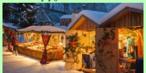 The History of German Christmas Markets- A German Holiday Tradition