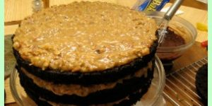 Is German Chocolate Cake German?