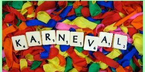 Celebrate Karneval/Fasching with a Karneval Party at Home!