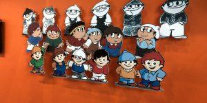 Who are those Cartoon Men on German TV? The Mainzelmännchen!!!