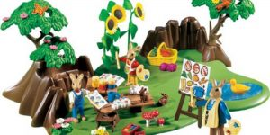 Playmobil for Easter- Fill the Easter Basket with Bunnies & Eggs that Last!