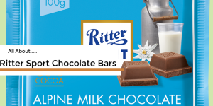 All About Ritter Sport Chocolate Bars! (and a Visit to Bunte Schokowelt!)