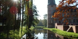 Water Castles or Wasserschlösser in the Münsterland