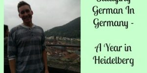 Studying German In Germany - A Year in Heidelberg