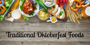 Traditional Foods at Oktoberfest- What To Eat in the Biertents