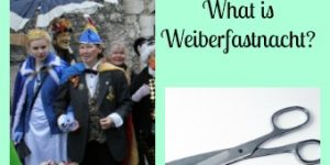 What is Weiberfastnacht?