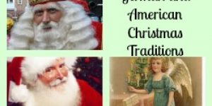 Combining German and American Christmas Traditions - Christkind and Santa Claus