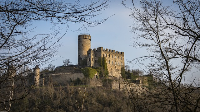 castles on the mosel