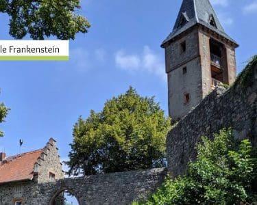 castle frankenstein in germany cover