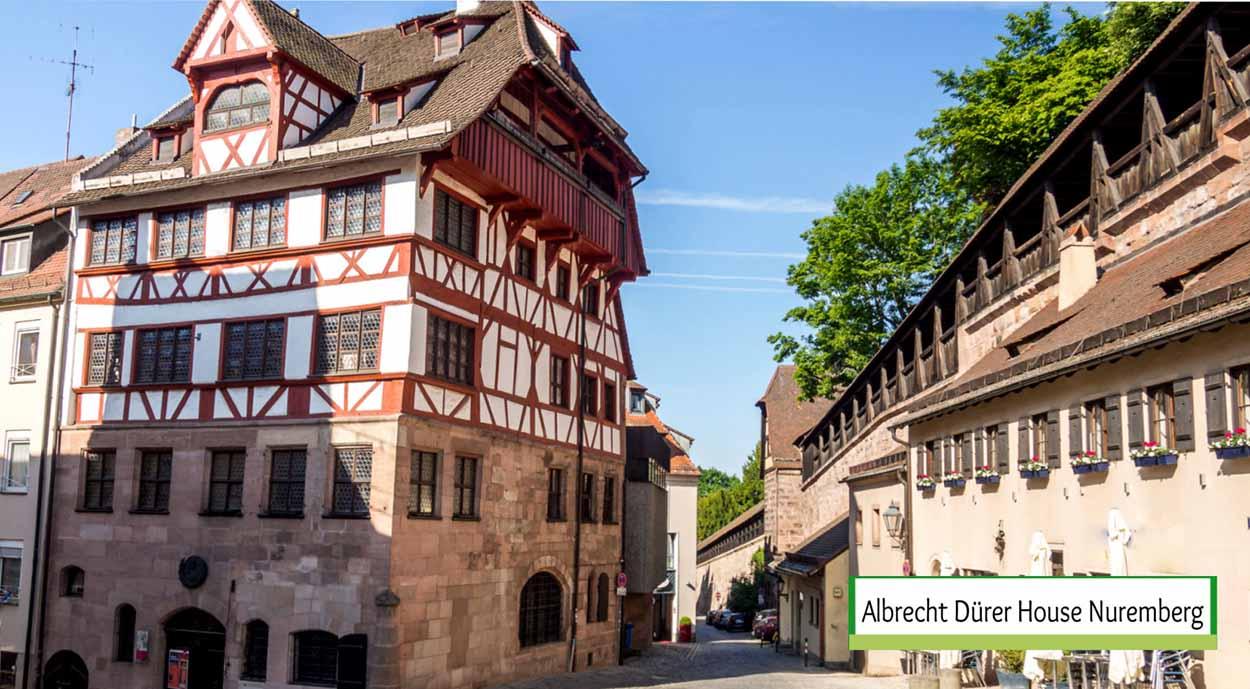 Albrecht Dürer House Nuremberg- A Step back in Time