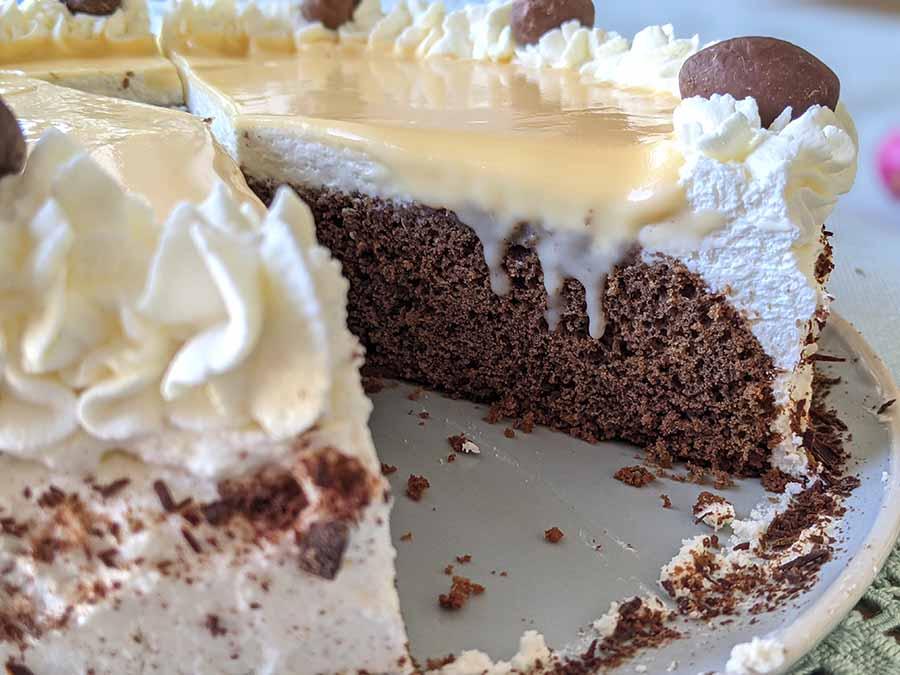 Eierlikor Torte Recipe
