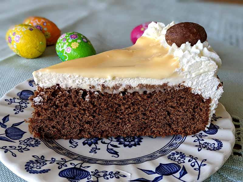 eierlikör torte recipe