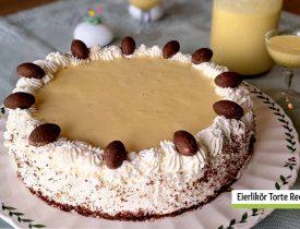 eierlikor torte cover image