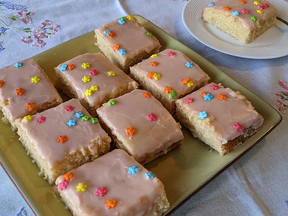 Fanta cake recipe