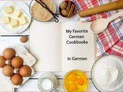 german cookbooks in german