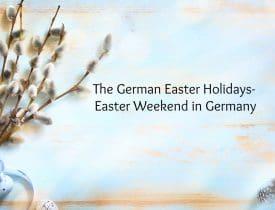 german easter holidays