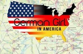 german girl in america