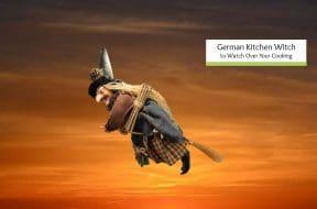 german kitchen witch