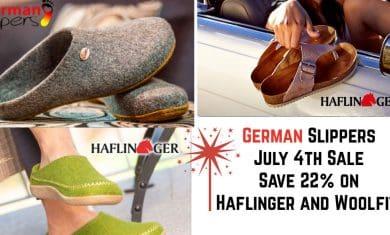 german slippers july 4