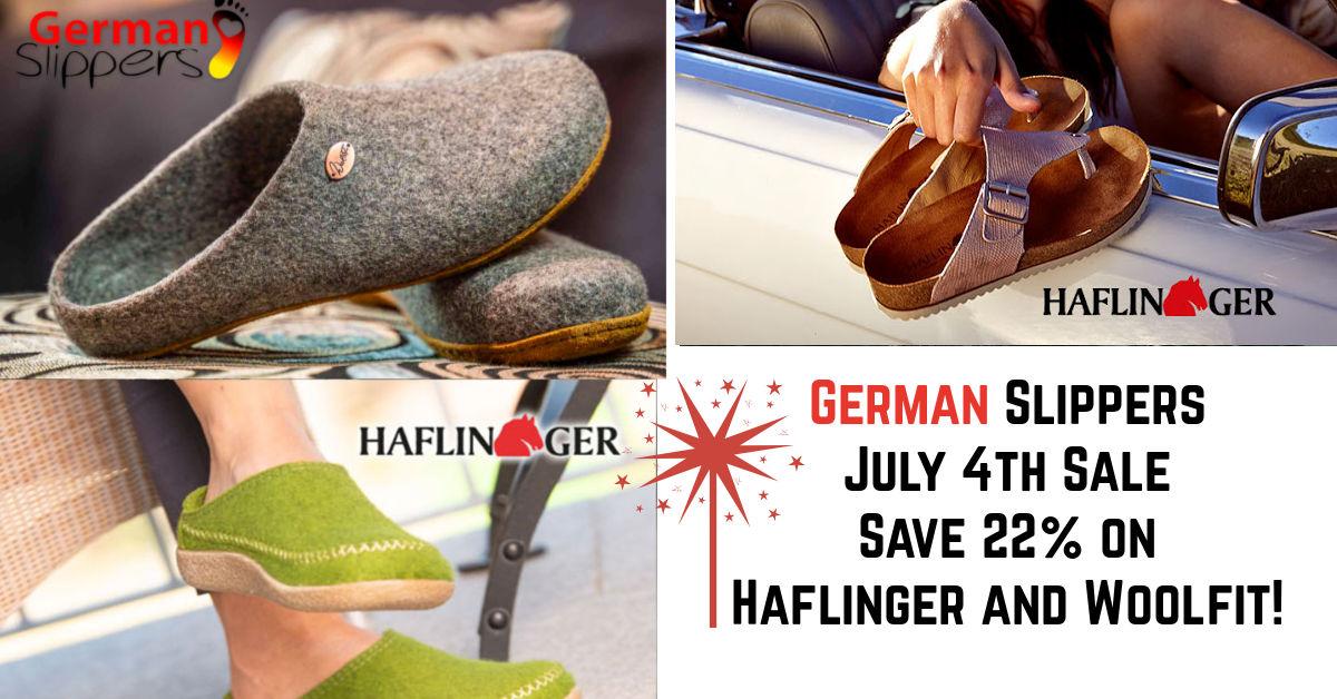 german slippers sale