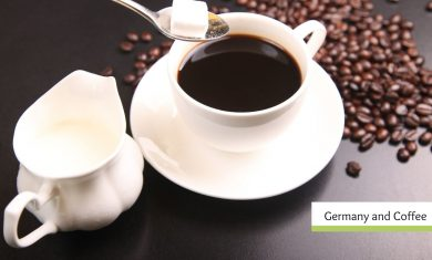 germany and coffee cover