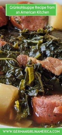 gruenkohlsuppe recipe