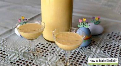 how to make eierlikör