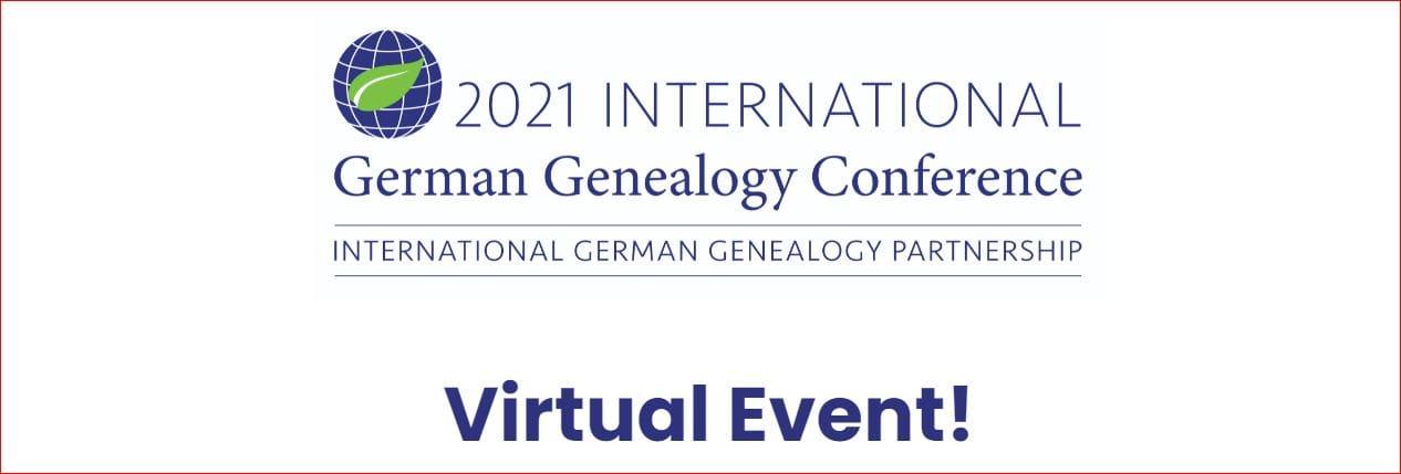 genealogy conference