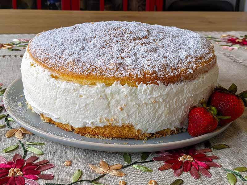 Kase sahne torte recipe dr oetker