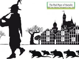 pied piper of hamelin story cover