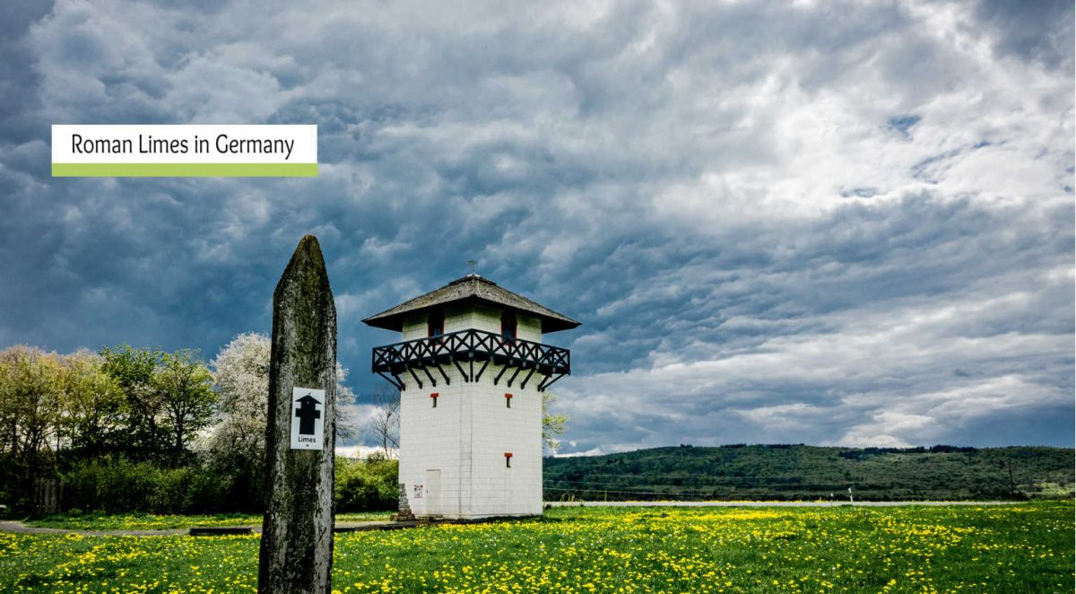 roman limes in germany