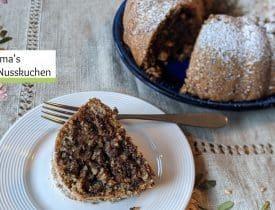 schoko-nusskuchen recipe