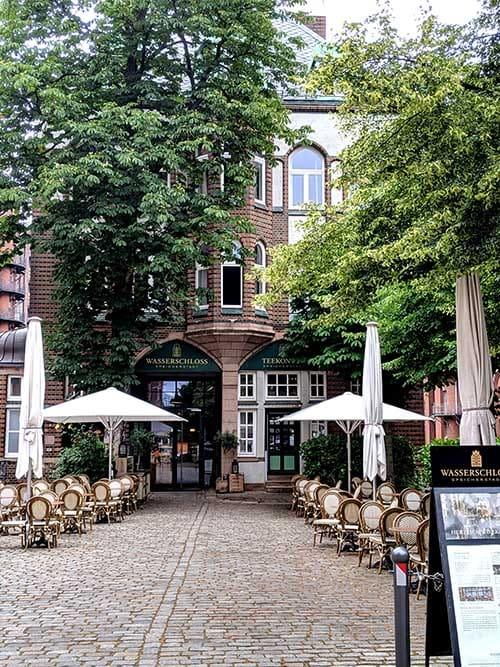 the speicherstadt hamburg