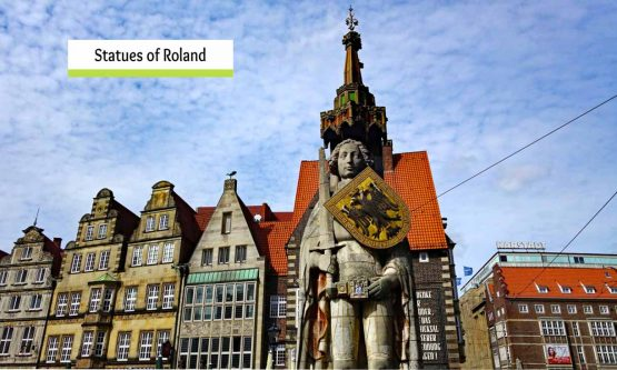 statues of roland cover