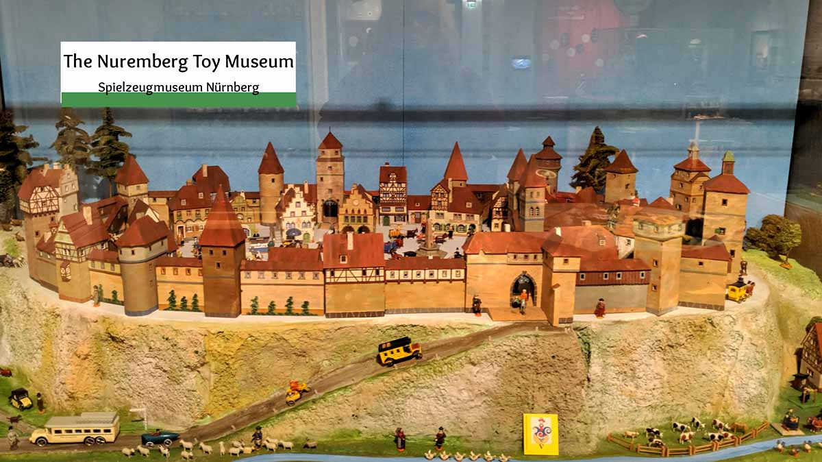 A Visit to the Nuremberg Toy Museum- Spielzeugmuseum Nuremberg
