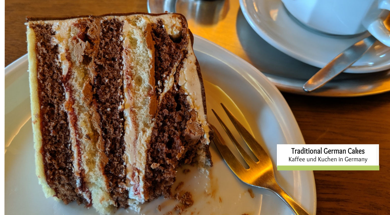 Kaffee and Kuchen Germany- Traditional German Cakes