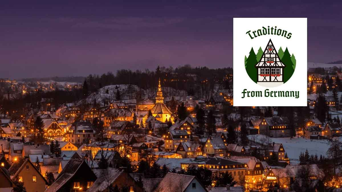 Traditions from Germany- Traditional German Christmas Decorations