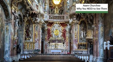 what is an asam church cover