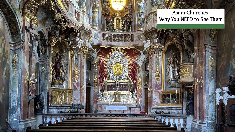 What is an Asam Church?