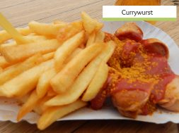 what is currywurst