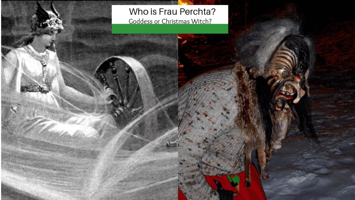 who is frau perchta