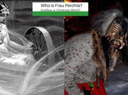 what is frau perchta