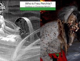 what is frau perchta