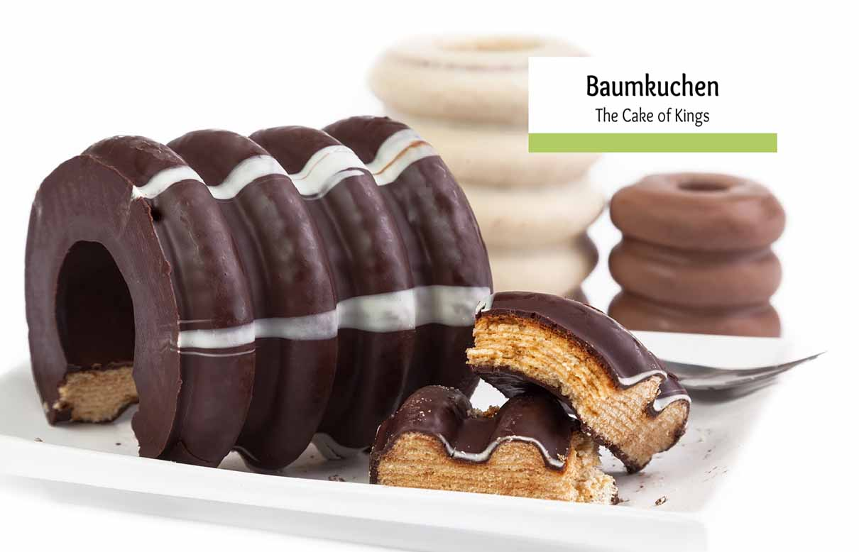 What is German Baumkuchen? And Where Can You Get Some?